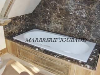 Salles de bains marbre granit