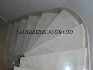 Escaliers marbre granit laval