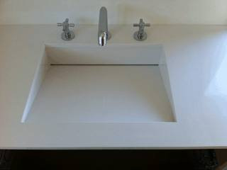 Salles de bains marbre granit 53
